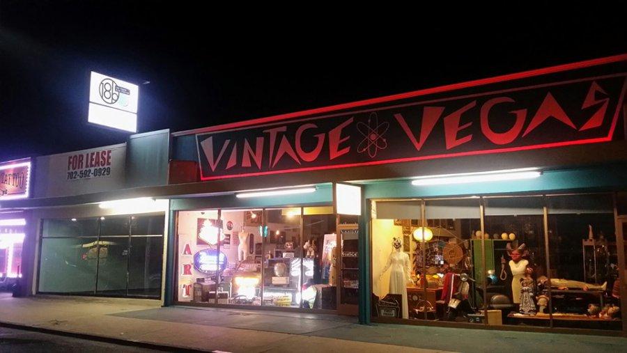 Vintage Vegas Antiques Las Vegas