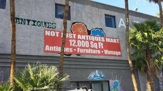 Not Just Antiques Mart in Las Vegas