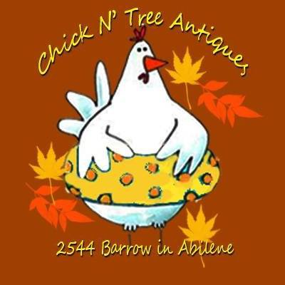 CHICK N TREE Antiques Abilene, Texas
