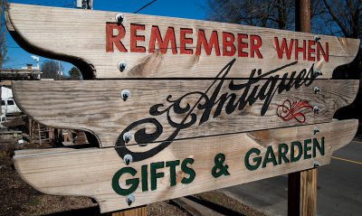 Remember When Antiques, Collectibles and Gifts Modesto, California