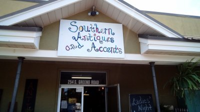 Southern Antiques and Accents Fairhope, Alabama