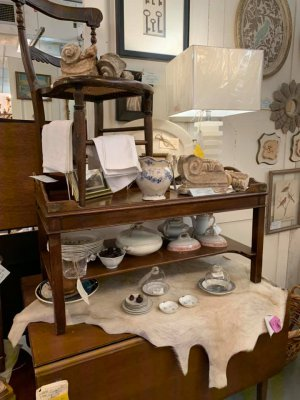 Antiques At the Loop Mobile, Alabama