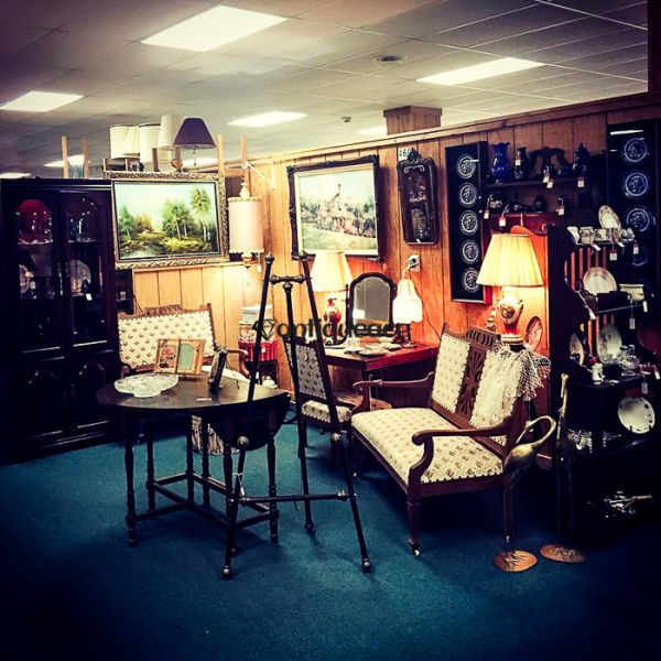 Springfield Antique Center Ohio