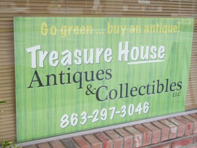 Treasure House Antiques & Collectibles LLC Jacksonville Florida