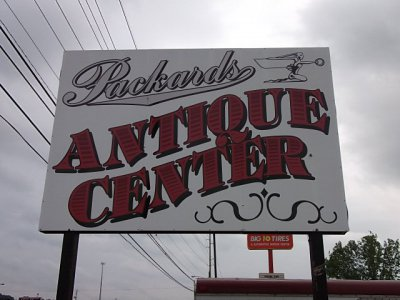 Packards Antiques