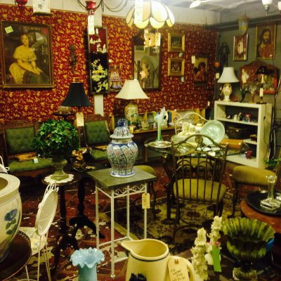 Firehouse Antiques & Collectibles Huntsville, Alabama