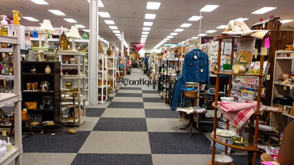 Ohio Valley Antique Mall Fairfield OH